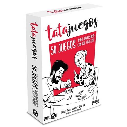 Portada de Tatajuegos
