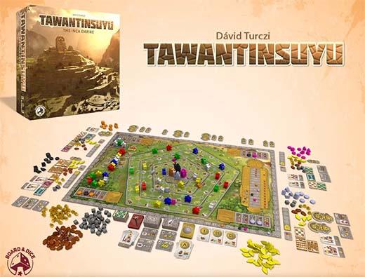 omponentes de Tawantinsuyu