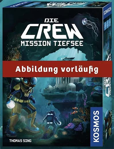 Portada de The Crew Mission Deep Sea