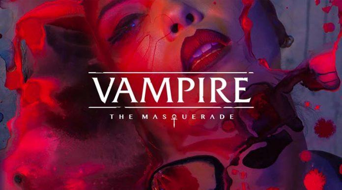 Ilustración del juego de rol Vampiro la Mascarada