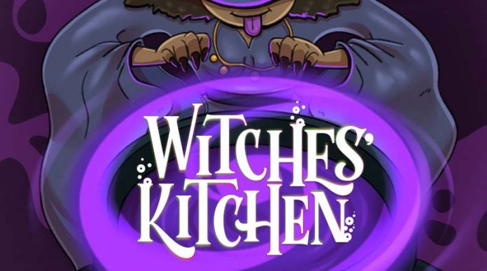 Arte de Witches Kitchen