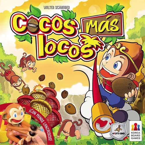 Portada de Cocos más locos