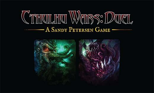 Cthulhu Wars Duel portada