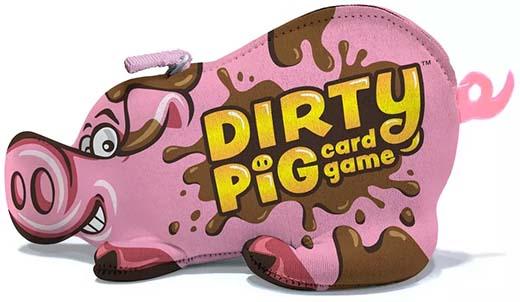 Portada de Dirty Pig