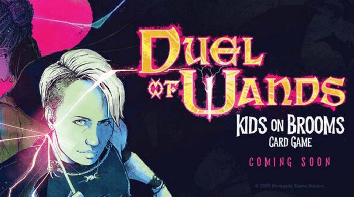 Imagen promocional de Duel of Wands