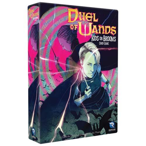 Portada de Duel of Wands