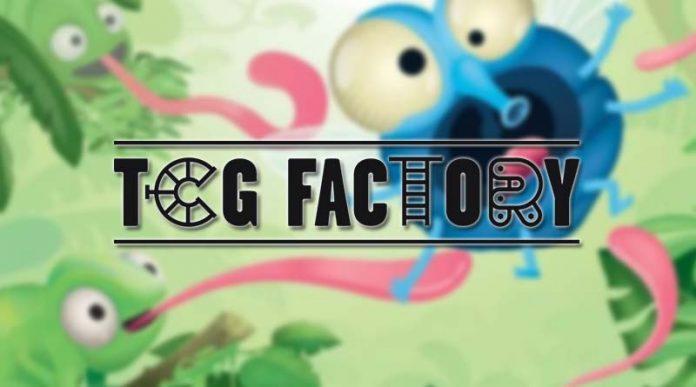 Honey y Sticky Chameleons de TCG Factory