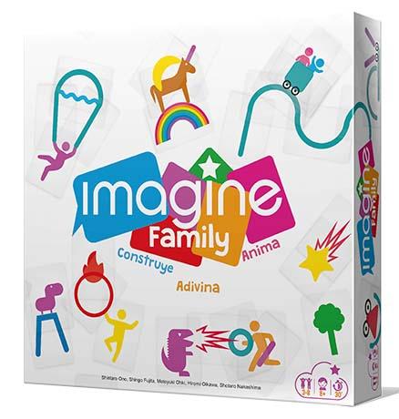 Portada de Imagine Family
