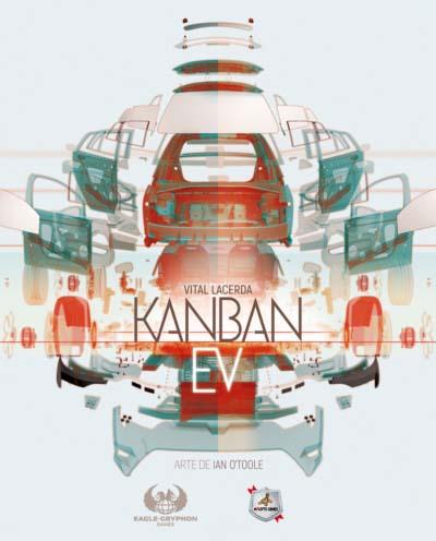 Portada de Kanban EV