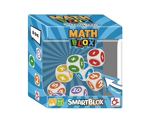 Portada de Mathblox