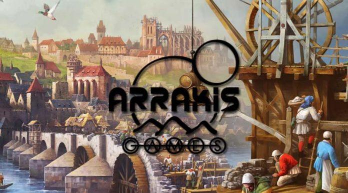 Novedades de Arrakis Games para diciembre de 2020