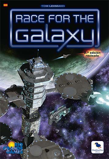 Portada de Race for the galaxy