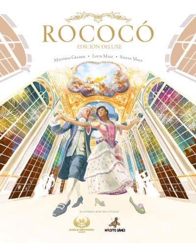 Portada de Rococo Deluxe