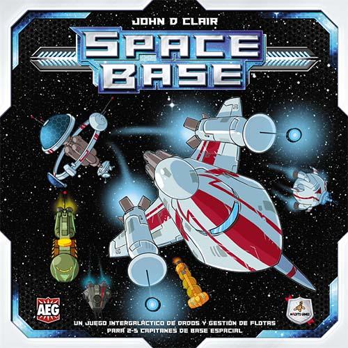 Portada de Space Base