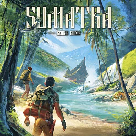 Portada de Sumatra