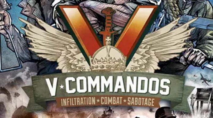 Logotipo de V-Commandos