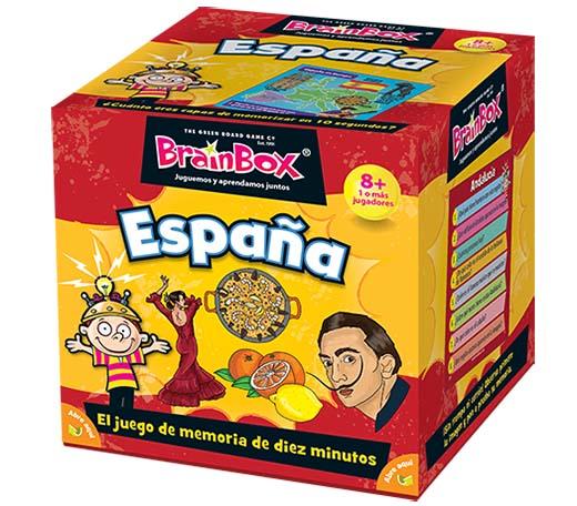 Portada de Brainbox España