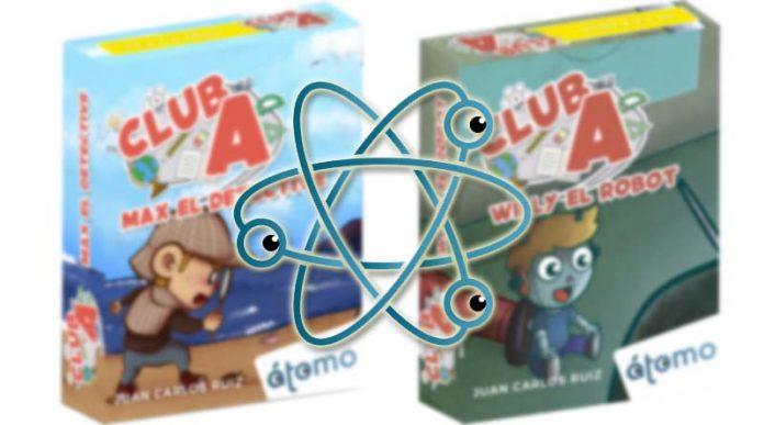 Novedades de Club A por parte de Atomo games