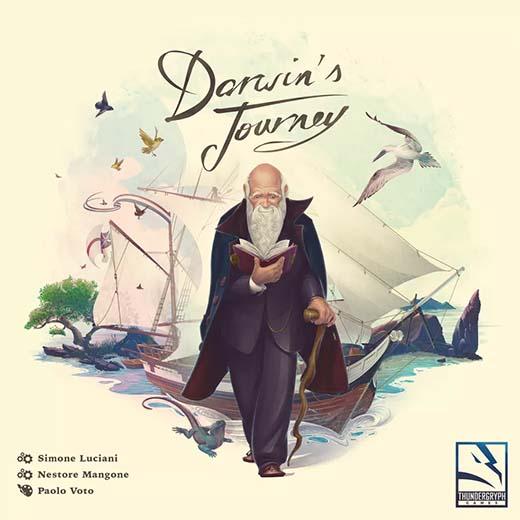 Portada de Darwin's Journey