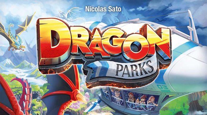 Logotipo de Dragon Parks