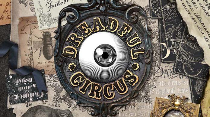 Logotipo de Dreadful Circus