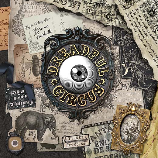 portada de Dreadful Circus