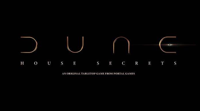 Logotipo de Dune House Secrets