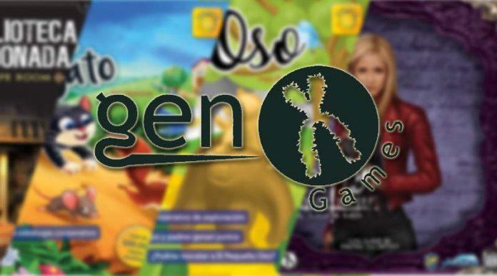 Novedades de Gen X Games para enero 2021