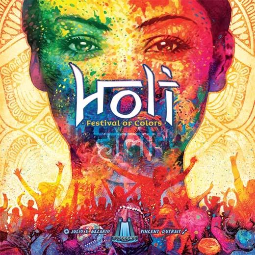 Portada de Holi Festival de colores
