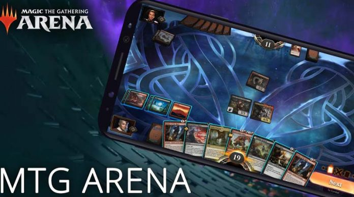 Juego Magic: The Gathering Arena