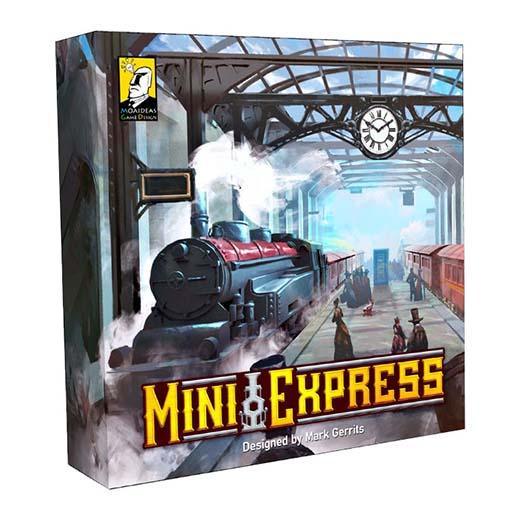 Portada de Mini express