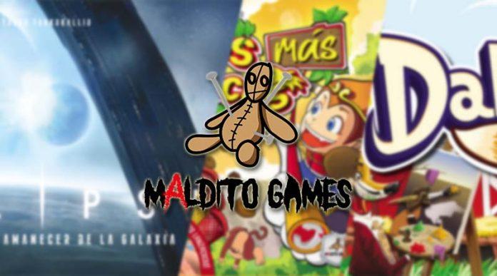 Novedades de Maldito Games para enero de 2021