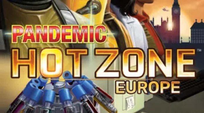 Pandemic Hot Zone Europe logo