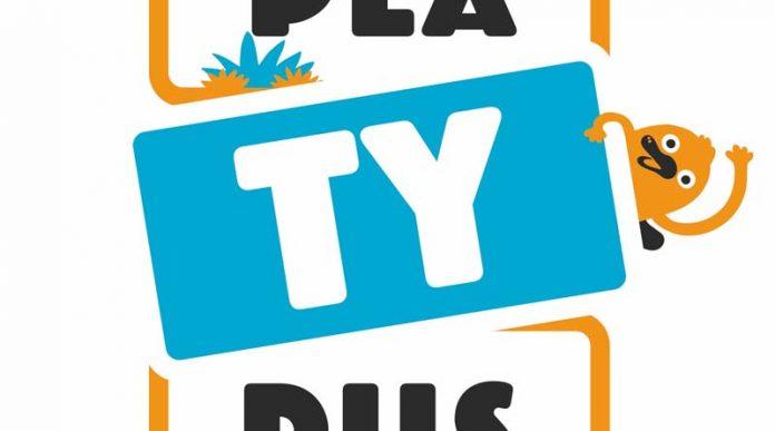 Detalle de la portada del juego de mesa Platypus