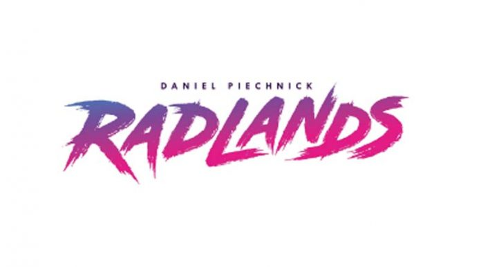 Logotipo de Radlands