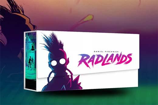 Portada de Radlands