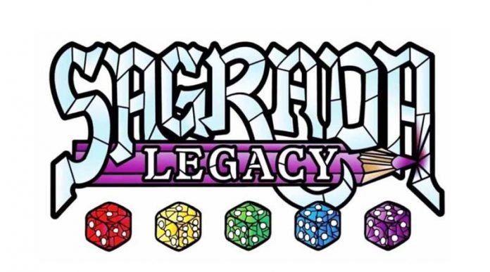Logotipo de Sagrada Legacy