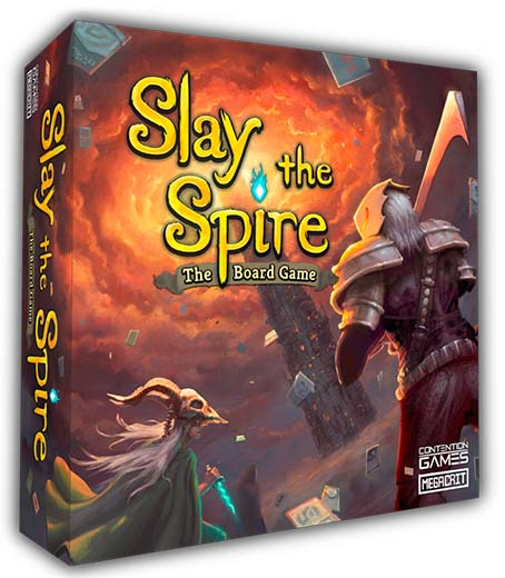 Portada de Slay the Empire the boardgame