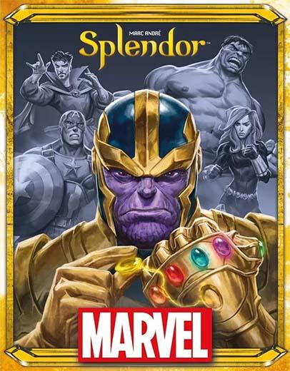 Portada de Marvel Splendor