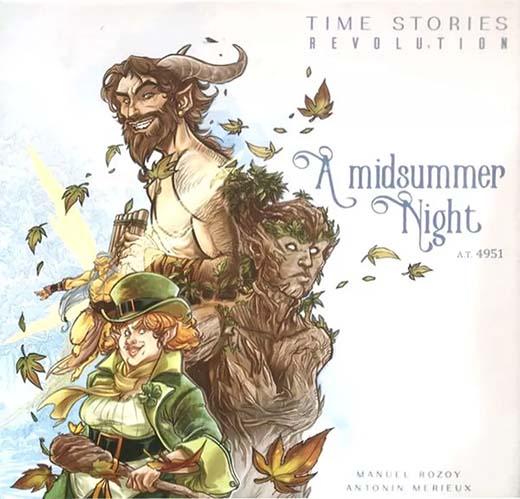 T.I.M.E. Stories Revolution: Una noche de verano