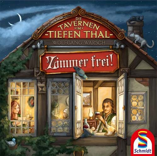 Portada de The taverns of Tiefenthal Zimmer frei
