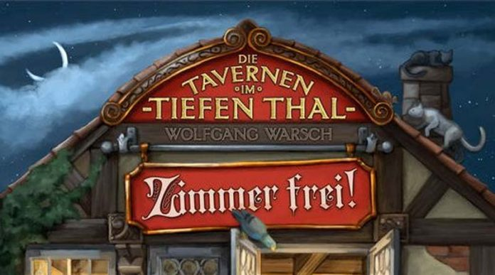 Logotipo de The taverns of Tiefenthal Zimmer frei