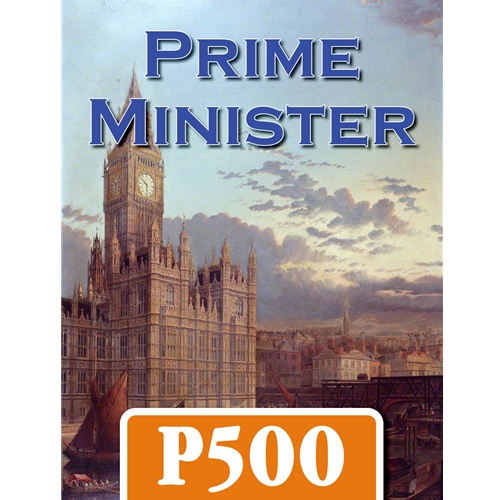 Juego GMT One Prime Minister