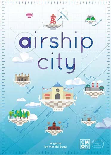 Portada de Airship city