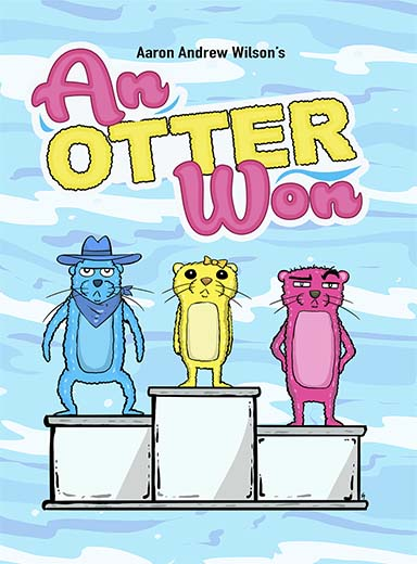 Portada de An Otter Won