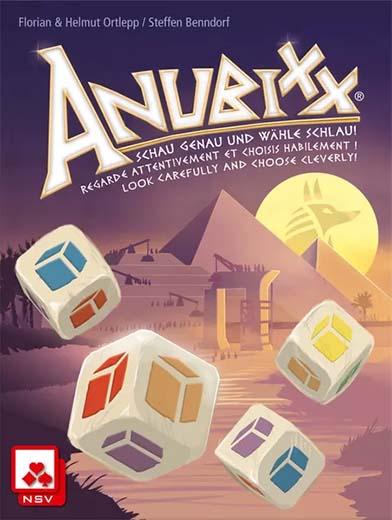 Portada de Anubixx