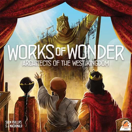 Portada de Architects of the West Kingdom: Works of Wonders