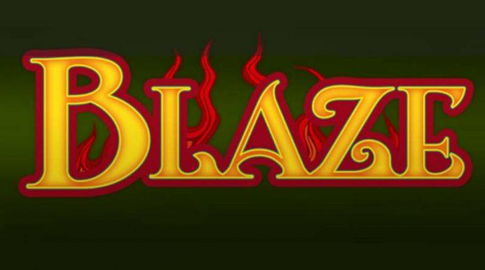 Logo de Blaze
