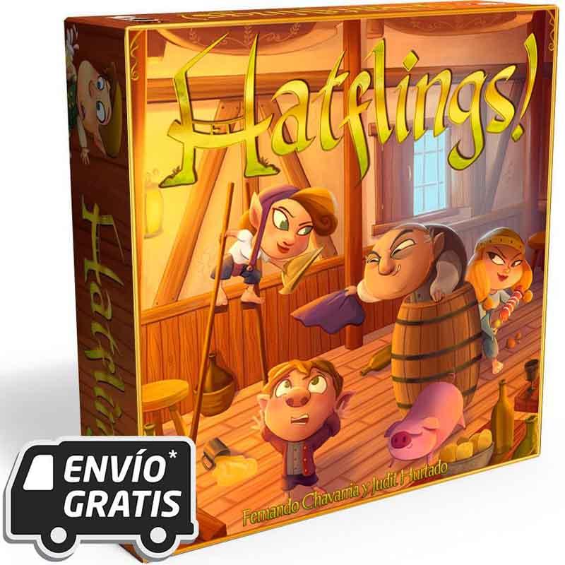 Caja del juego Hatflings!