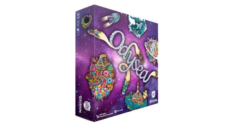 Caja del juego Odysea